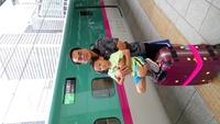 21函館新幹線合照2.JPG - 1050721暑假日本行