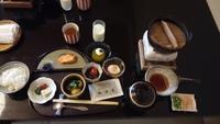 17京都旅店早餐.JPG - 1050721暑假日本行