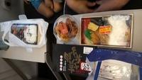 22新幹線上的午餐.JPG - 1050721暑假日本行