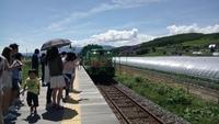 76臨時車站.JPG - 1050721暑假日本行