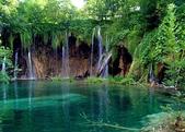 風景和大自然:克羅埃西亞的十六湖國家公園1.jpg