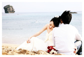 愛相隨。志威.佩蓉 (旅。墾丁)    新娘秘書。Tina Hu:1123804327.jpg