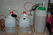 液肥diy:木黴-枯草-木黴菌有機液肥培養中.jpg