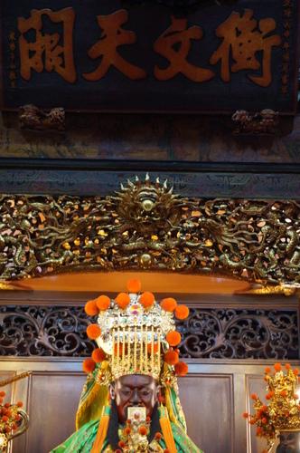 1051204三星攝影社.習拍【台南府城古蹟】-03開基武廟05.JPG - 攝影.作品