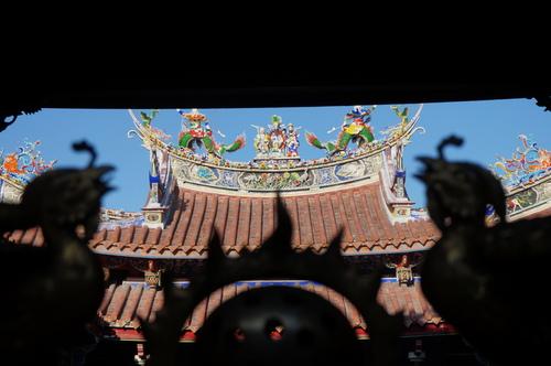 1051211隨拍【台南府城古蹟】-01祀典大天后宮03.JPG - 攝影.作品