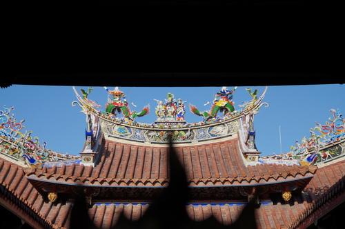 1051211隨拍【台南府城古蹟】-01祀典大天后宮05.JPG - 攝影.作品
