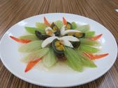 中餐烹調乙級:201B5_金銀蛋扒芥菜