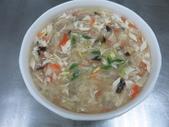 中餐烹調乙級:201C2_拆燴黃魚羮
