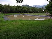親水休閒農場:釣魚池