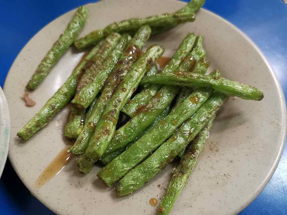 陳記香菇肉粥,板橋宵夜,小黃瓜超級正點