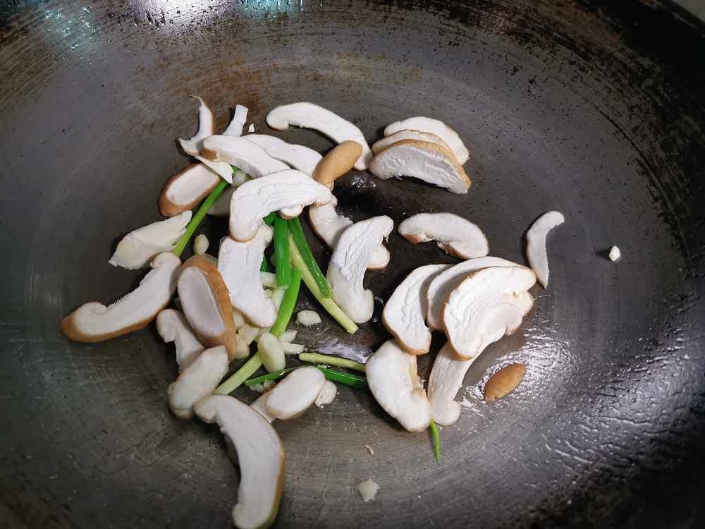 鮮炒竹筍/清炒竹筍/炒竹筍食譜