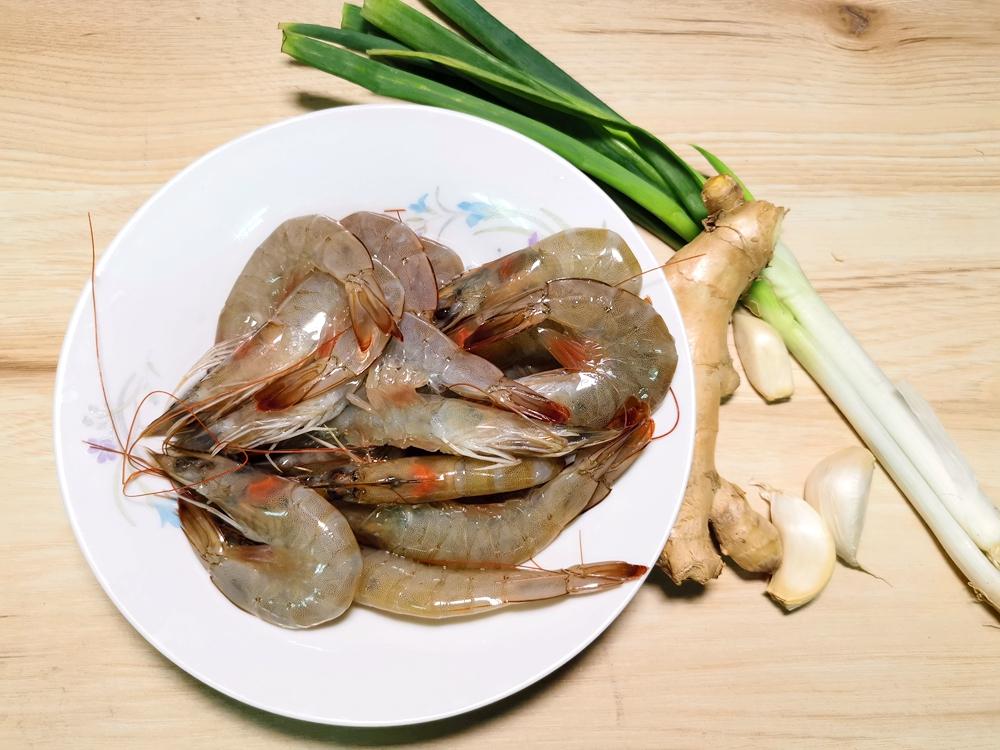 清蒸蝦/蝦子料理/不失敗/超簡單