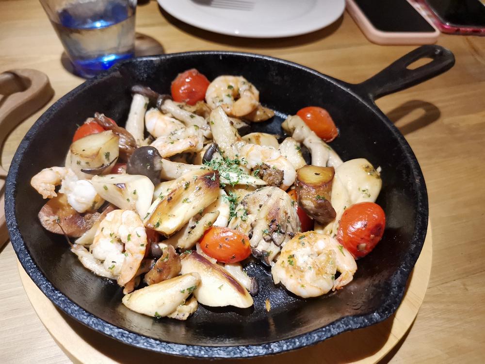 默爾義大利餐廳,排餐、義大利麵都相當美味,GOOGLE評價相當好