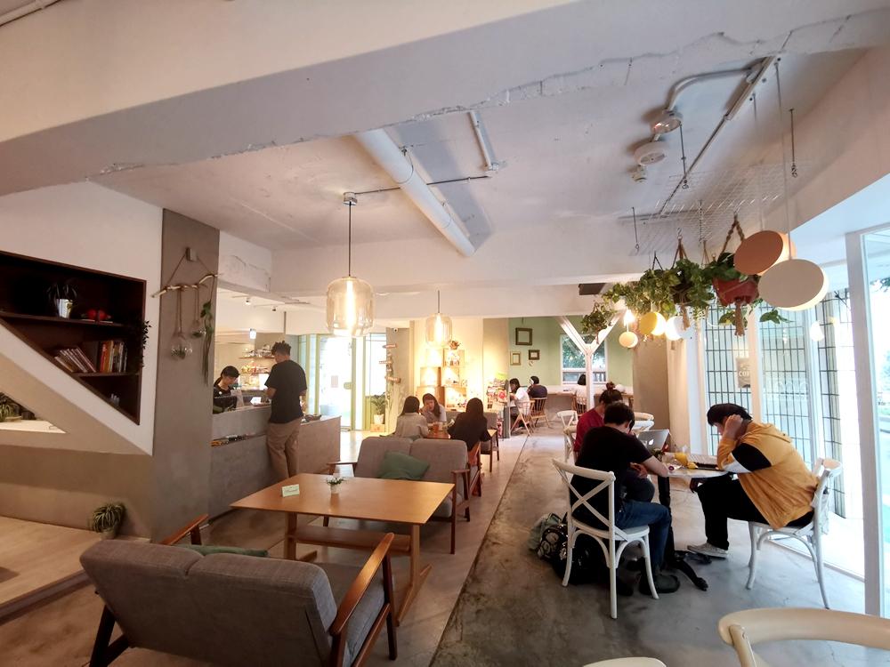 Cafe Raco,不限時的咖啡店