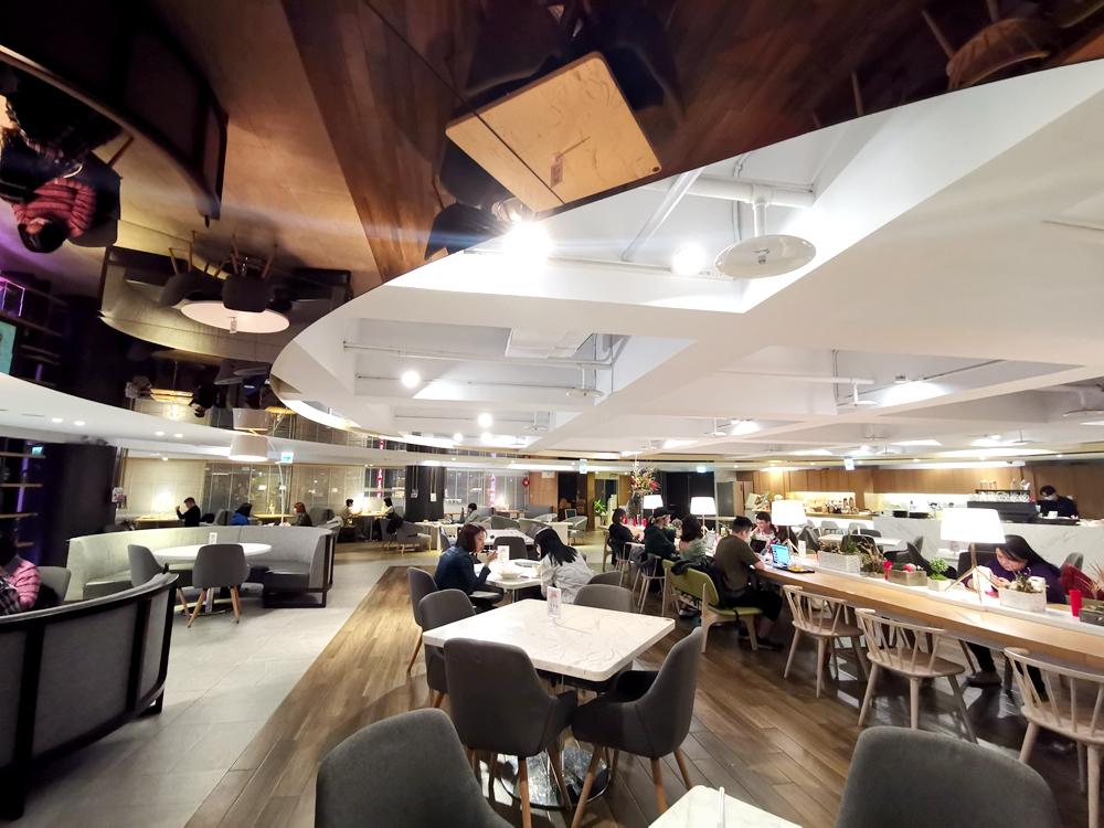 良師塾人文食飲,空間舒適,餐點美味,非常適合聚餐