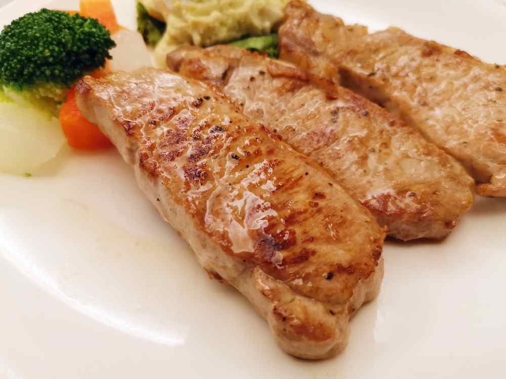 双子星/雙子星牛排西餐廳,超古早味的台式牛排