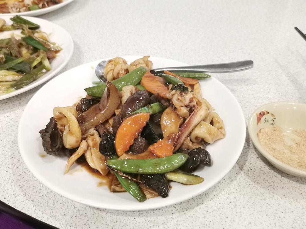 國光小館,價位平實適合家庭簡單聚餐