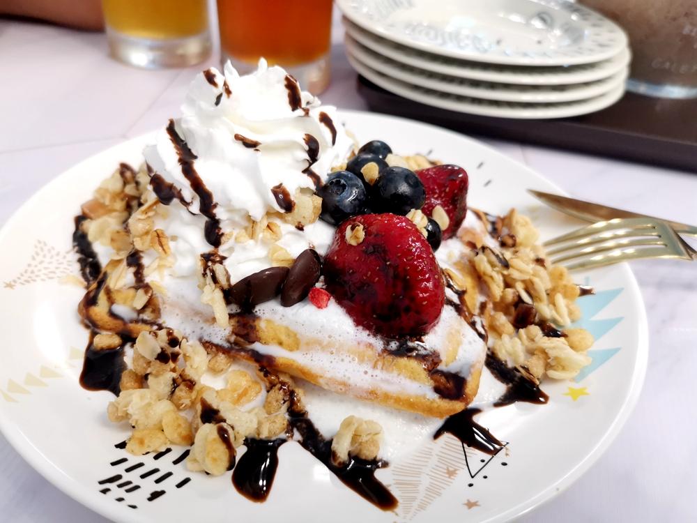 巷鹿甜冰品,隱藏在鶯歌老街中的低調店家,雪花冰很好吃!
