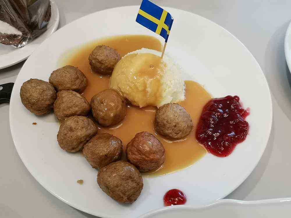 雙人戰斧牛排,IKEA桃園店限定,比預期中美味些