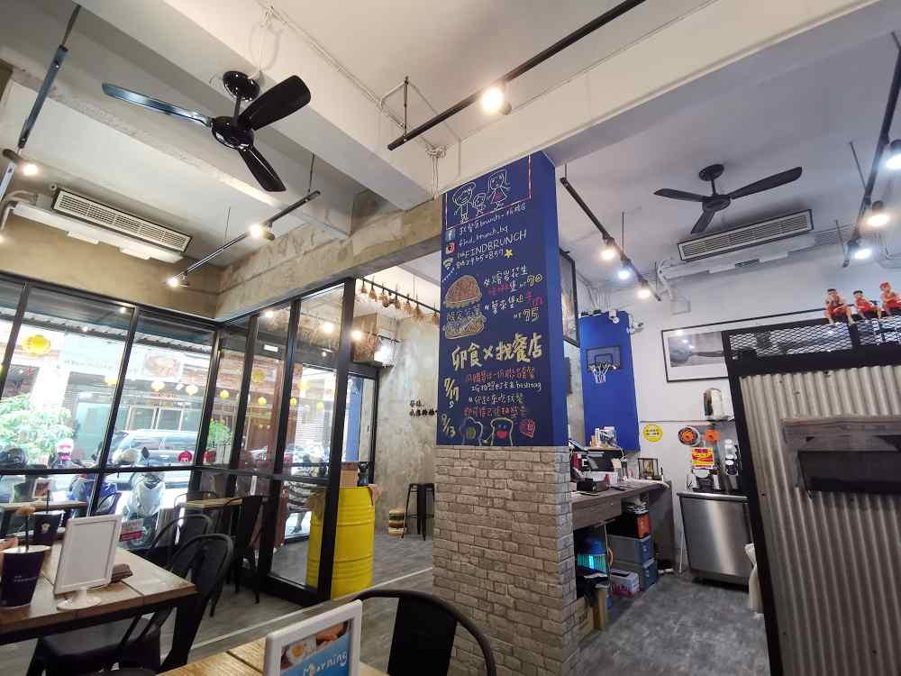 找餐店,吃早餐跟消夜都有的找餐店,用餐環境舒適