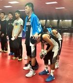 金華國中籃球隊:1杰諭
