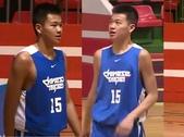 金華國中籃球隊:U16中華隊3