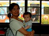 910601內灣小火車:和媽媽合照2.JPG