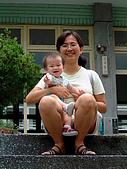 910601內灣小火車:我和媽媽的蘿蔔2.JPG