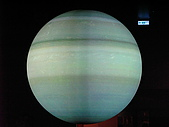 980726科博館DIY:土星(因技術團隊尚無法做出土星環)