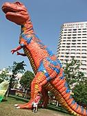 990407文心公園恐龍展:DSCF0763.JPG