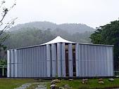 980912埔里之遊~桃米生態村社區~紙教堂:紙教堂.jpg