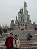 95.03.09~03.13 東京自助之旅:迪士尼樂園內的城堡-小妹+丫釧