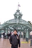 95.03.09~03.13 東京自助之旅:迪士尼樂園門口