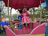 95.03.09~03.13 東京自助之旅:迪士尼樂園的遊行