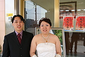 96.01.20 婚宴:新郎v.s.新娘