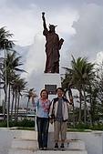92.07.16~07.19 關島旅行:關島的自由女神像