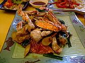 97.08.01~97.08.03香港之旅:薑蔥焗肉蟹