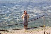 92.07.16~07.19 關島旅行:希爾頓國際飯店專屬海灘