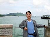 97.08.01~97.08.03香港之旅:西貢的海