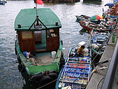 97.08.01~97.08.03香港之旅:西貢的海上漁家