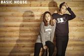 韓國男星, 女星化妝品, 時裝代言畫報寫真:Basic House-元斌姜素拉2012秋5.jpg