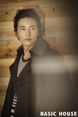 韓國男星, 女星化妝品, 時裝代言畫報寫真:Basic House-元斌姜素拉2012秋7.jpg