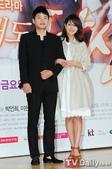 2012韓劇發布會第一千個男人 幽靈, 依然是你, Love Again, Holy Land:120515依然是你-申恩慶金承秀1.jpg