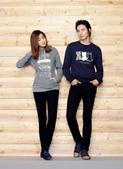 韓國男星, 女星化妝品, 時裝代言畫報寫真:Basic House-元斌姜素拉2012秋4.jpg