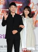 2012韓劇發布會第一千個男人 幽靈, 依然是你, Love Again, Holy Land:120515依然是你-申恩慶金承秀2.jpg
