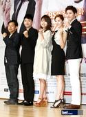 2012韓劇發布會第一千個男人 幽靈, 依然是你, Love Again, Holy Land:120515依然是你-全體1.jpg