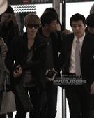 2011金賢重日本巡演表演, 記者會, 機場圖:111108-金浦機場赴日005.jpg