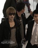 2011金賢重日本巡演表演, 記者會, 機場圖:111108-金浦機場赴日007.jpg
