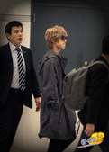 2011金賢重日本巡演表演, 記者會, 機場圖:111124金浦機場004.jpg