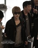 2011金賢重日本巡演表演, 記者會, 機場圖:111108-金浦機場赴日011.jpg